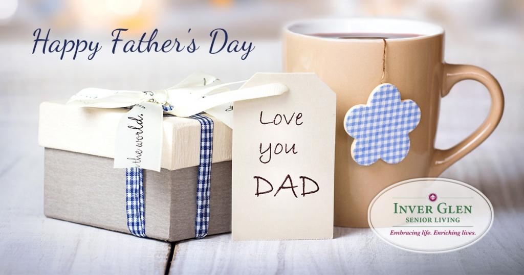 Inver Glen Senior Living-Happy Father's Day