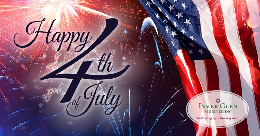 Inver Glen Senior Living-Happy Fourth of July