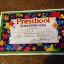 preschool grad 2