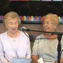Karaoke Show-Inver Glen Senior Living-laughs
