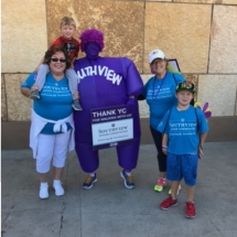 2017 Walk to End Alzheimer's Recap-Inver Glen Senior Living-After walk picture time