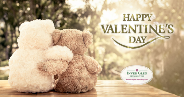 Happy Valentine's Day - Inver Glen Senior Living!