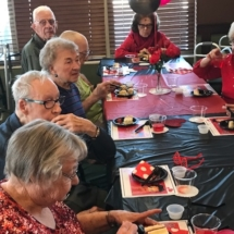 Betty Boop Party at Inver Glen Senior Living