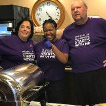 Alzheimer's fundraiser picnic at Inver Glen Senior Living
