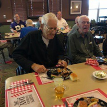 Mens Club Luncheon