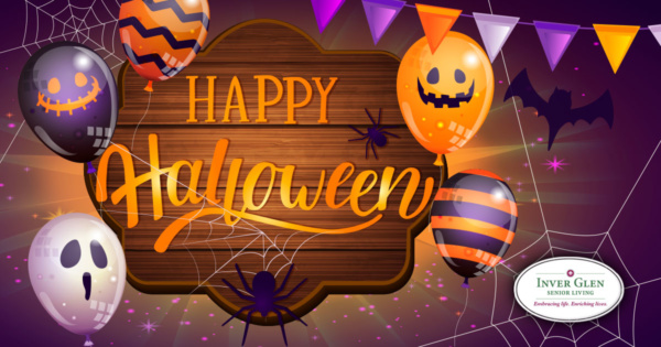 Happy Halloween from Inver Glen Senior Living